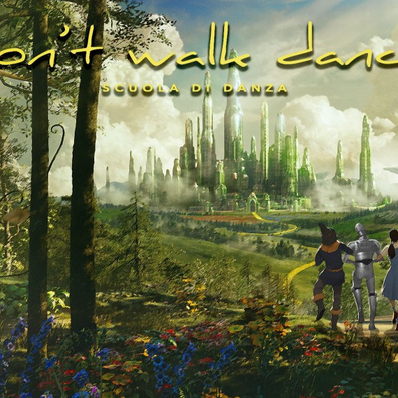 """""""OZ THE GREAT AND POWERFUL""""..In Disney?s fantastical adventure ?Oz The Great and Powerful,? Oscar Diggs (James Franco) and the witch Theodora (Mila Kunis) travel the Yellow Brick Road on their way to The Emerald City. The film, produced by Joe Roth, directed by Sam Raimi, written by Mitchell Kapner and David Lindsay-Abaire, stars James Franco, Mila Kunis, Rachel Weisz, Michelle Williams and Zach Braff.  ?Oz The Great and Powerful? opens in U.S. theaters on March 8, 2013...© 2012 Disney Enterprises, Inc."""